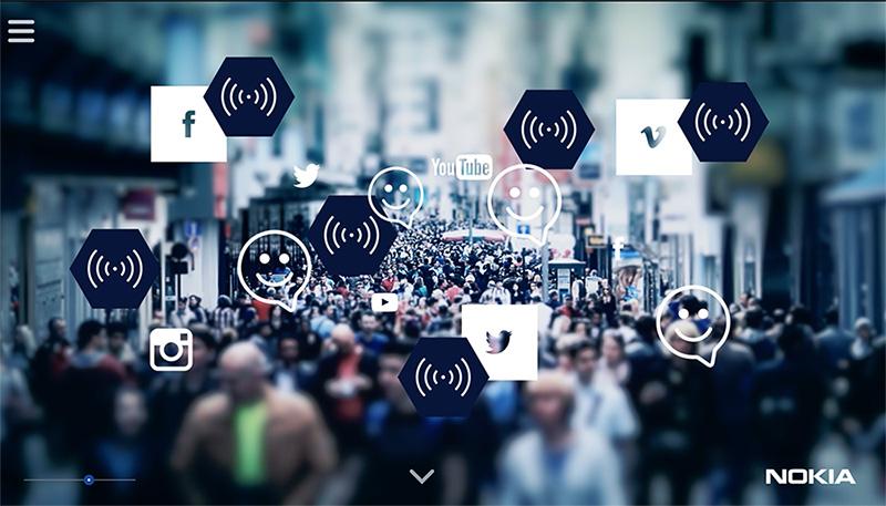 Nokia Asioiden internet herää henkiin KARUSELLI3