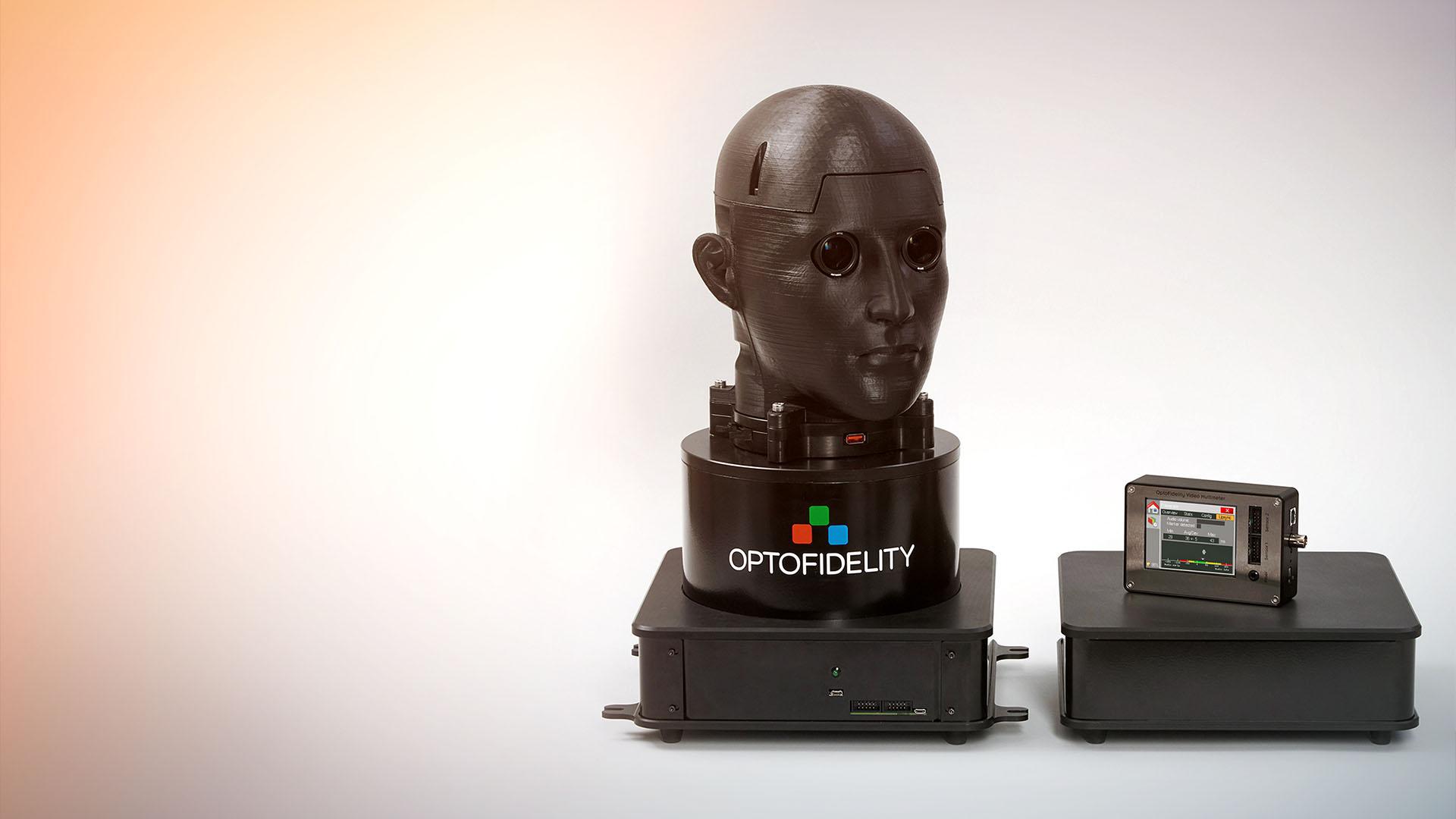 Optofidelity XR headset testing software